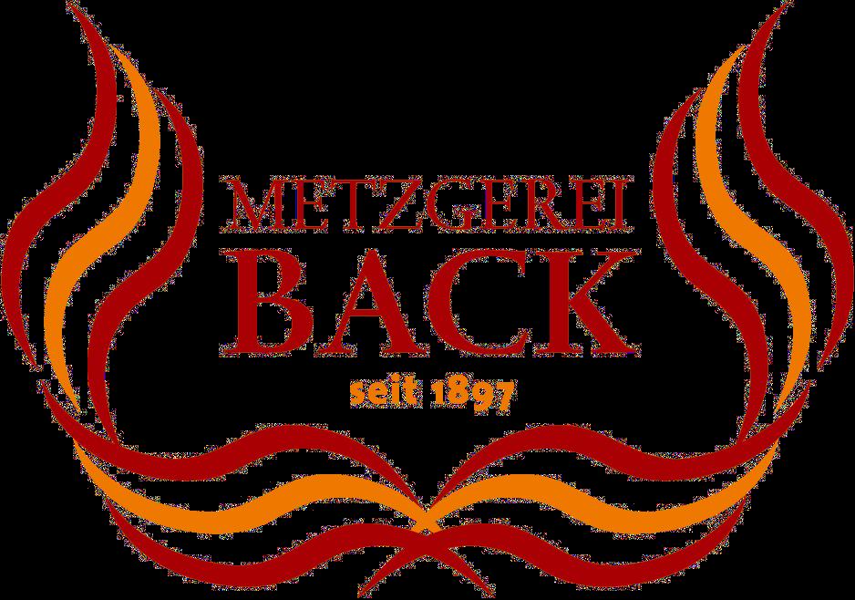 Metzgerei Back Logo